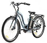 Tucano Bikes Monster x-road. Elektrofahrrad • • Sensor Motor: Reactive 500W-48V • Maximale Geschwindigkeit: 33km/h • Akku Samsung: 48V 12Ah (Blue Notte).