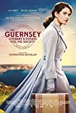 lunaprint The Guernsey Literary And Potato Peel Pie Society Movie Poster 70 X 45 cm