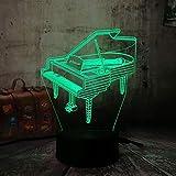 wangZJ 3d illusion lampe/éclairage led 3d / décoration de chambre bébé/cadeau...