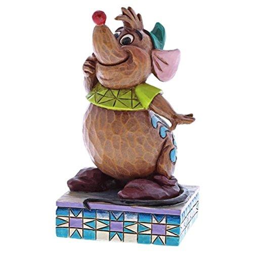 us Gus 'Cinderellys Freund' Sammlerfigur - Boxed (Handgefertigtes Cinderella Kleid)