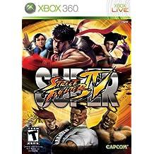 Capcom Super Street Fighter IV, Xbox 360, ESP - Juego (Xbox 360, ESP, Xbox 360, Lucha, Capcom, E12 + (Everyone 12 +), En línea, ESP)