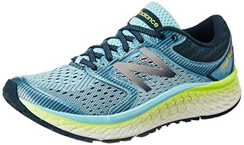New Balance W 1080 B Fresh Foam BY7 Blue Lime 38