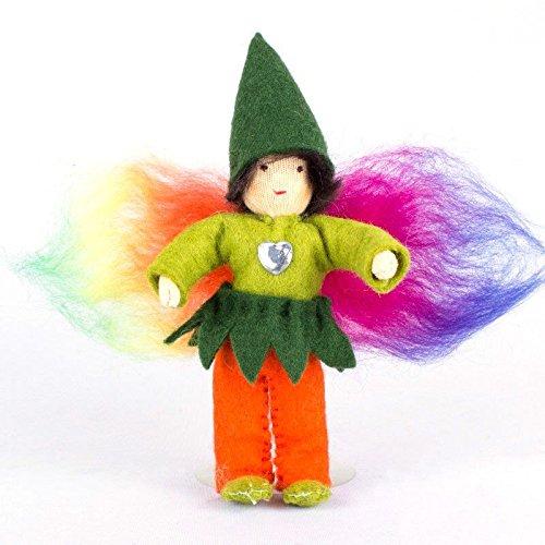 Arcobaleno Elf cucito, (Arcobaleno Lana)