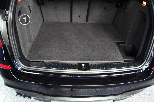 Preisvergleich Produktbild Teileplus24 2903 Kofferraummatte mit Ladeschutz 3-teilige