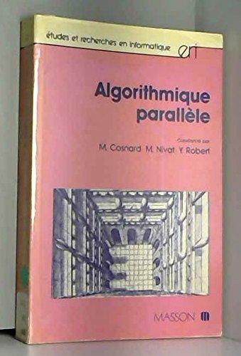 Algorithmique parallèle