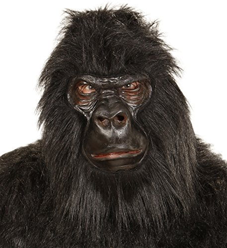 aske Gorilla Gorillamaske Zootier Zirkus ()