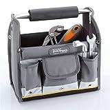 Werkzeugkasten Klapptisch Textil leer 25x 25x 15cm Tacklebox. Alles Notwendige Griffbereit. Aufbewahrung Organizer