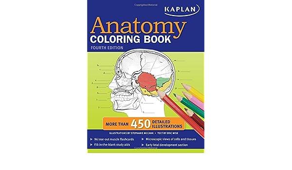 Anatomy Coloring Book Kapit Kaplan Amazoncouk