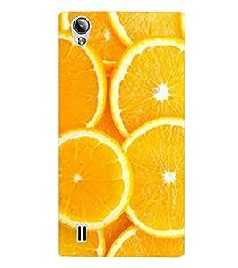 Print Masti Designer Back Case Cover for Vivo Y15S :: Vivo Y15 (Juicy Sweet Healthy Circle )