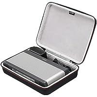 LTGEM EVA Hard Case Voyage Carrying Bag Storage pour Bose Soundlink 3 Portable Bluetooth Wireless Speaker III - Fits Le Chargeur Mural et Convient à Avec le Bose SoundLink de Couverture III