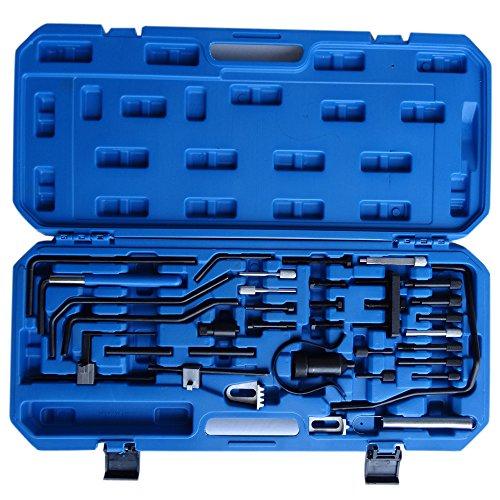 Citroen Motor-Einstellwerkzeug Peugeot Zahnriemen Wechsel Spezialwerkzeug Arretierwerkzeug Werkzeug Set Steuerriemen Kurbelwelle Nockenwellen