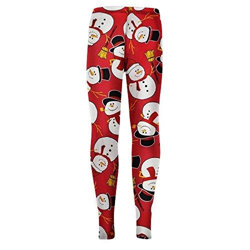 A2Z 4 Kids® Kinder Mädchen Weihnachten Kleid Santa -