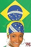 Mondial-fete - Bandana Brésilien
