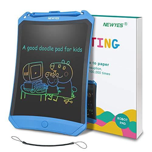 NEWYES Tableta de Escritura LCD a Color 8.5 Robot Pad Bloc...