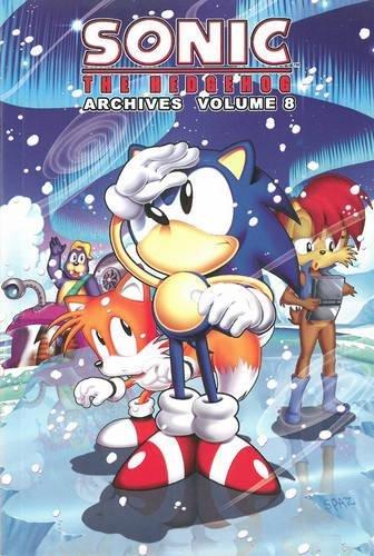 Sonic The Hedgehog Archives Volume 8: v. 8