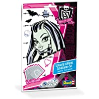 Orbis Monster High- Set de plantillas [Importado de Alemania]