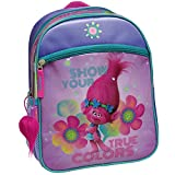 CYP BRANDS Mochila Trolls Poppy True Colors luz 29cm (8426842045207)