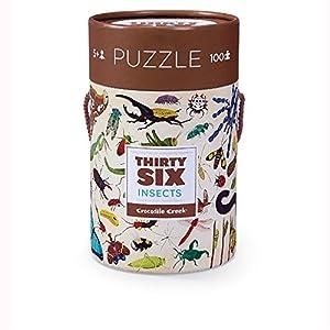 Crocodile Creek 4054-6 Puzzle Puzzle - Rompecabezas (Puzzle Rompecabezas, Fauna, Niños, Niño/niña, 5 año(s), Interior)