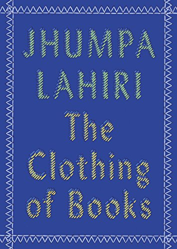 The Clothing of Books -