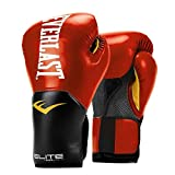 Everlast, Pro Style Elite Training Glove: 2500 Series, Farbe: Red, Größe: 14