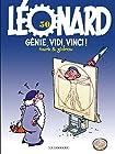 Léonard - Tome 50 - Génie, Vidi, Vinci!