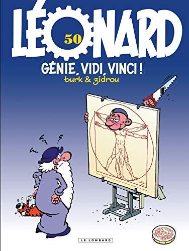 Léonard - tome 50 - Génie, Vidi, Vinci! par  Zidrou