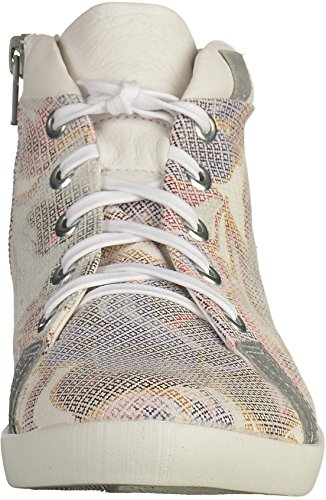 Think! Seas, Sneakers Hautes Femme Blanc