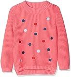 NAME IT Baby-Mädchen Pullover NBFNERMIKKA LS Knit, Rosa (Bubblegum), 74