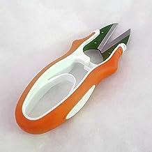Cortahilos color Naranja de gran precisión para manualidades