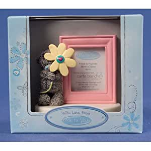 Me To You - Tatty Teddy Photo frame With Flower