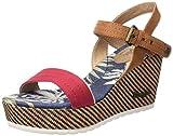 Wrangler Indigo Jeena, Women's Wedge Heel Platform Sandals