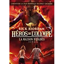 Héros de l'Olympe - Tome 4 - La maison d'Hadès