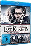 DVD Cover 'Last Knights - Die Ritter des 7. Ordens [Blu-ray]
