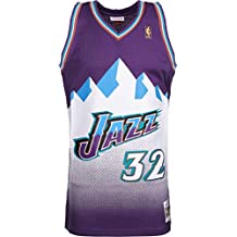 Mitchell & Ness Swingman Utah Jazz Malone Camiseta sin Mangas