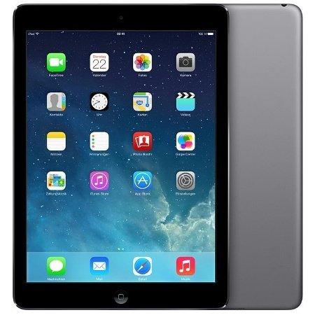 Apple iPad Air 16GB 3G 4G Grau - Tablets (Tablet Full-Size, iOS, Tablet, iOS, Grau, Lithium Polymer (LiPo))