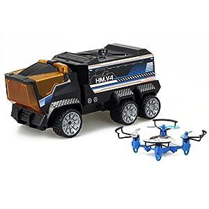Silverlit Camión & Drone misión