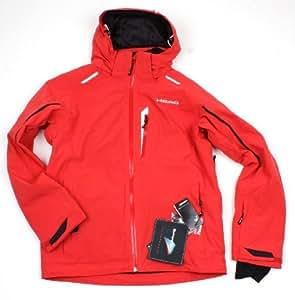Head Ultimate haute performance Veste de ski pour femme Small rouge - Rouge