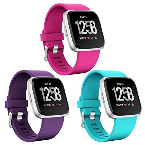 Zekapu Correa para Fitbit Versa/Fitbit Versa Lite