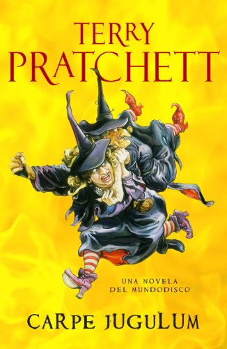 Carpe Jugulum (Mundodisco 23) por Terry Pratchett