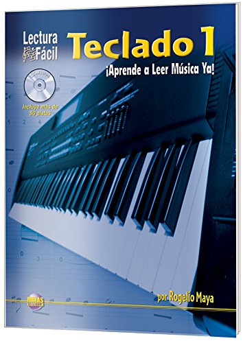 Lectura Facil -- Teclado, Vol 1: Aprende a Leer Musica YA! (Spanish Language Edition), Book & CD