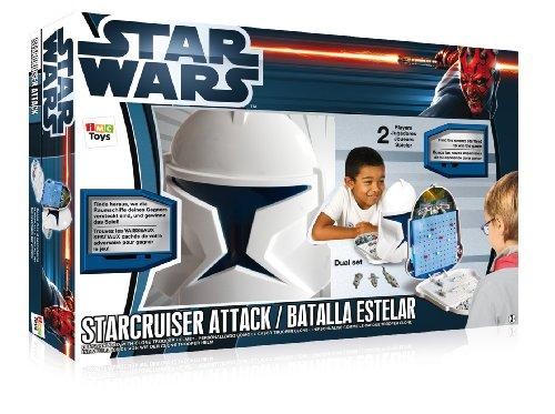 Imagen 2 de IMC TOYS 646984 - Star Wars Juego Batalla Estelar