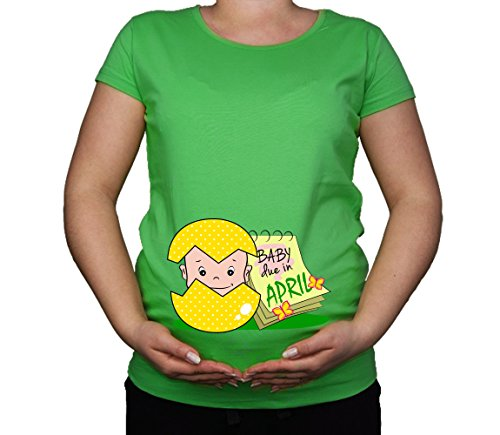 Colour Fashion - T-Shirt - Femme green
