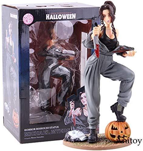 SYFO Horror Bishoujo Estatua de Halloween Michael Myers...