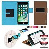 Handyhülle Case Cover Tasche Etui u.a. für Apple iPhone 8