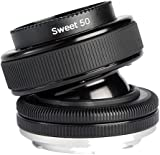 Lensbaby LB-3U4C Composer Pro Lens with Sweet 50 Optic for Canon EF Camera