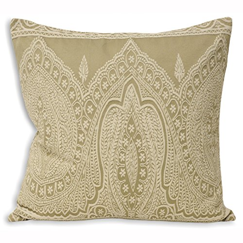 Paisley Linen Cushion-Cushion Case Only