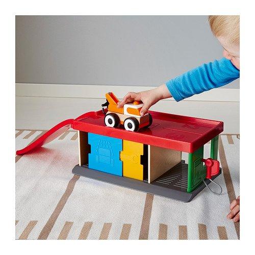 IKEA LILLABO - Garaje con grúa - Standard Super King