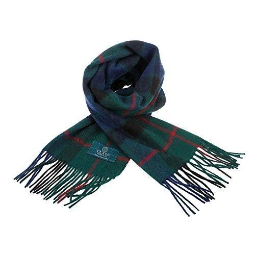Clans of Scotland - Echarpe -  Homme Multicolore Bigarré GUNN
