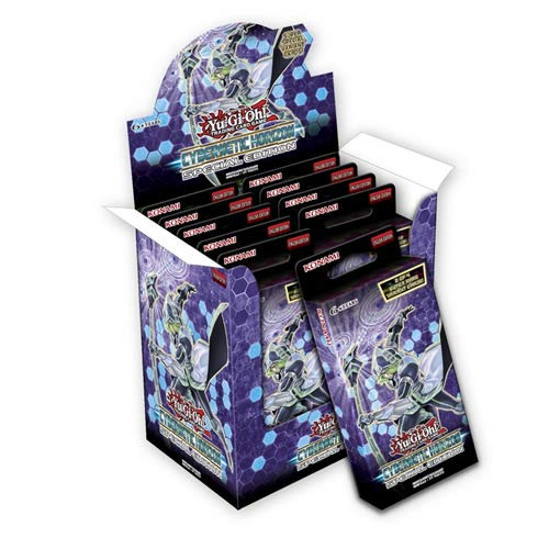 Yu-Gi-Oh! CYHOSE Cybermagnetic Horizon Special Edition - 10 Count Display -