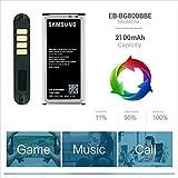 The Black Store Orignal EB-BG800BBE Battery for Samsung Galaxy S5Mini S5 Mini SM-G800F